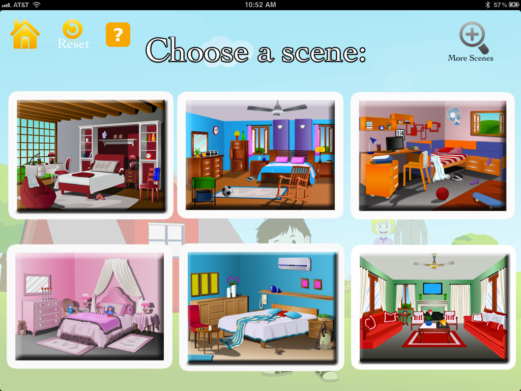 House of Learning for iPad: Prepositions, Vocabulary ...