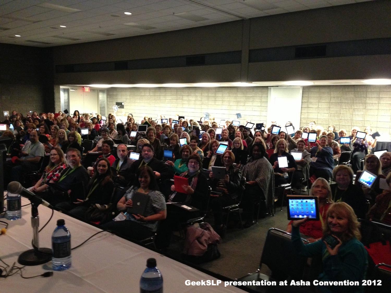 geekslp _ presentation -asha 2012
