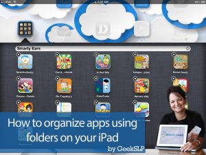 Organizing Apps by folders